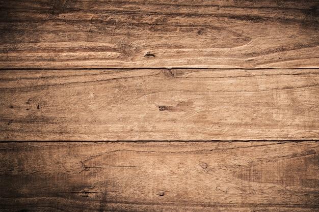 Vieux bois texturé foncé grunge