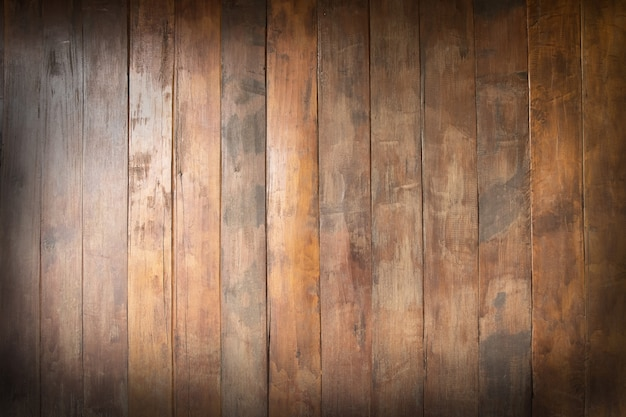 Vieux bois vide de brun, fond de texture