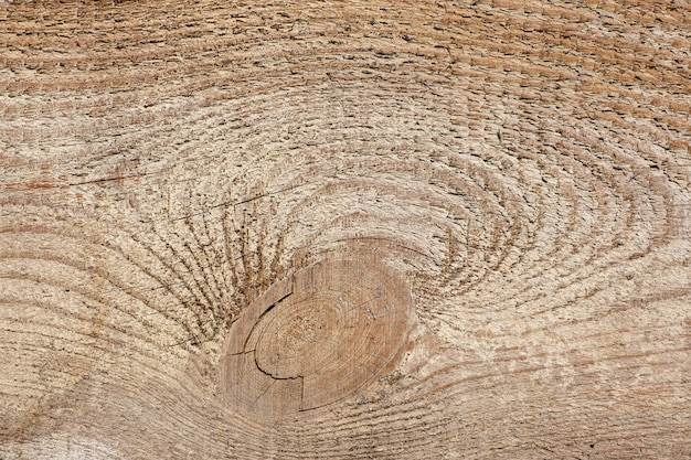 Vieux bureau en bois en arrière-plan