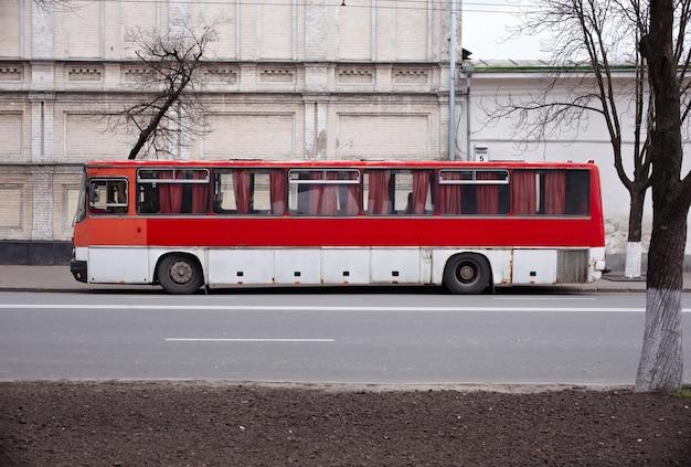 Vieux bus, odessa