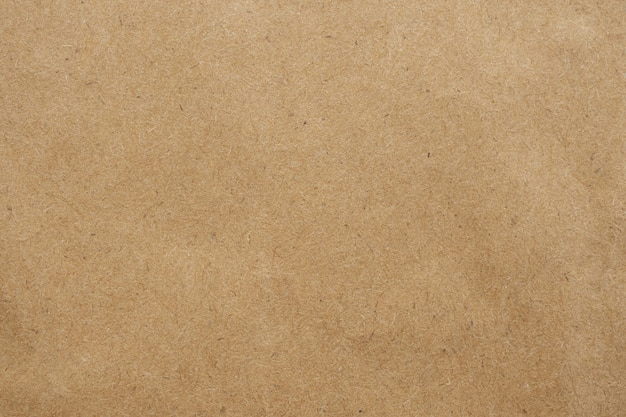 Vieux carton de texture de papier kraft recyclé écologique brun