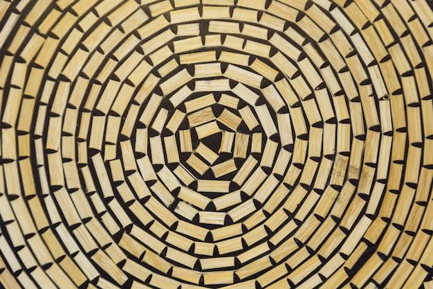 Vieux chêne teinté texturé carrelé
