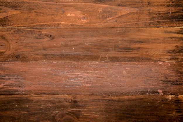 Vieux fond en bois naturel
