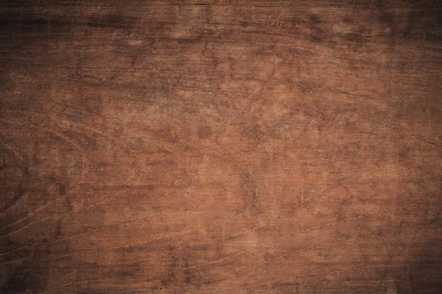 Vieux fond en bois texturé grunge. la surface de la texture du bois brun