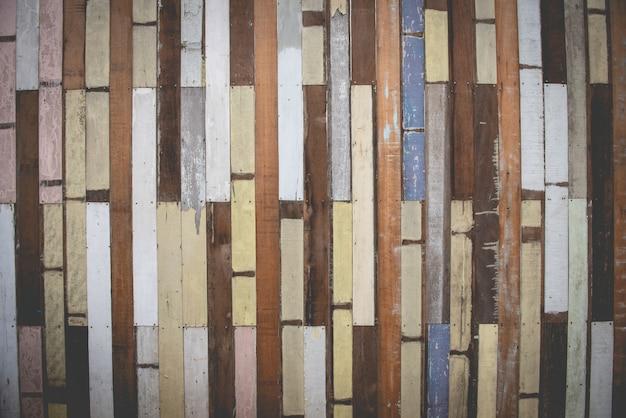 Vieux fond de bois vintage