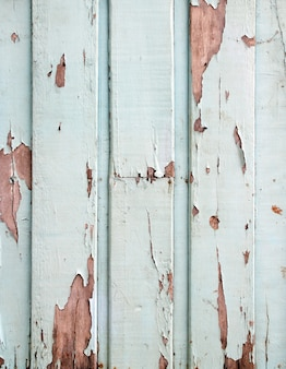 Vieux fond de mur en bois bleu