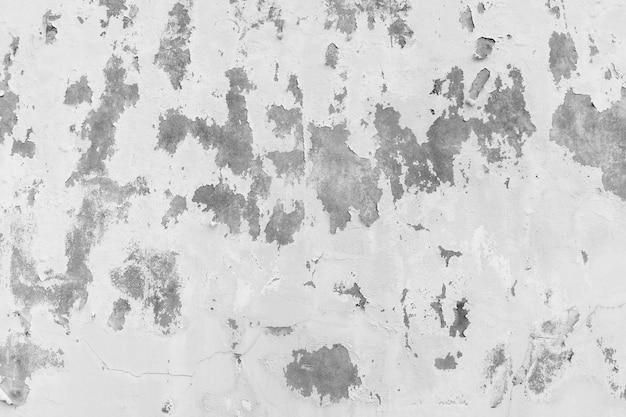 Vieux fond de mur de ciment mur blanc grunge