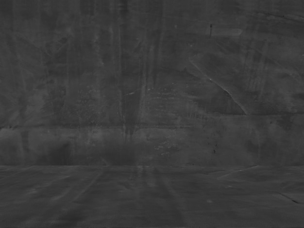 Vieux fond noir grunge texture fond d'écran noir tableau noir béton