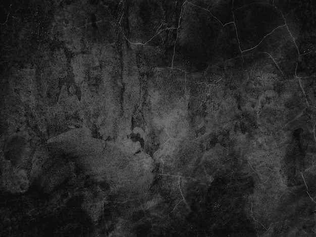 Vieux fond noir. texture grunge. tableau noir en béton