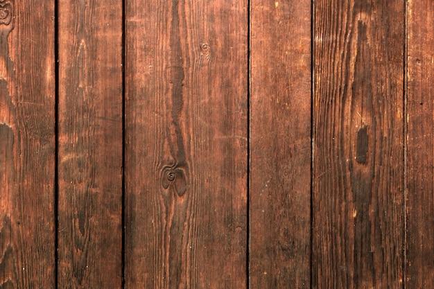 Vieux fond de panneau de bois franc grunge endommagé
