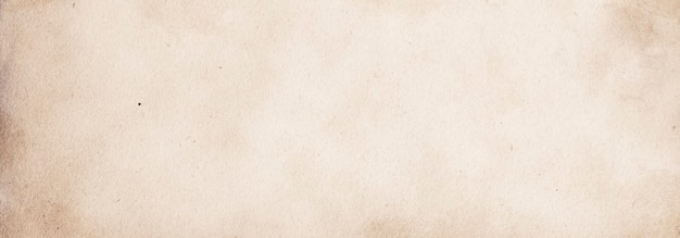 Vieux fond de papier beige clair pour la conception et le texte