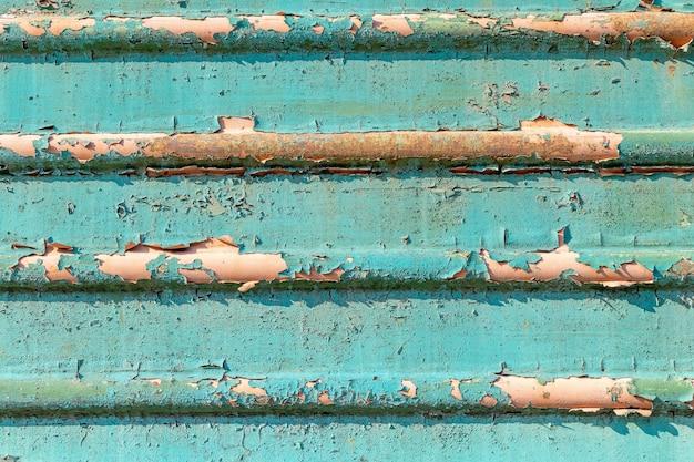 Vieux fond de peinture fissurée, texture