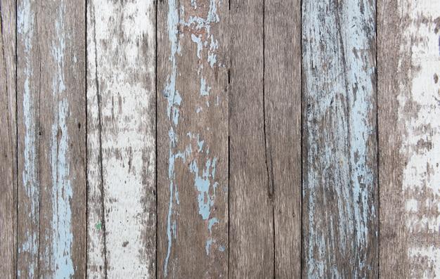 Vieux fond de planche de bois texturé vintage