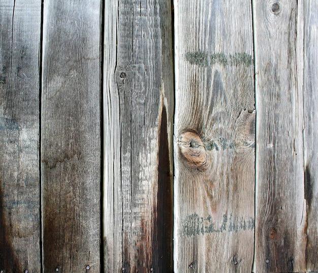 Vieux fond de planche de bois