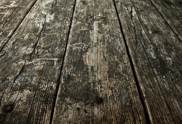 Vieux fond de planches de bois