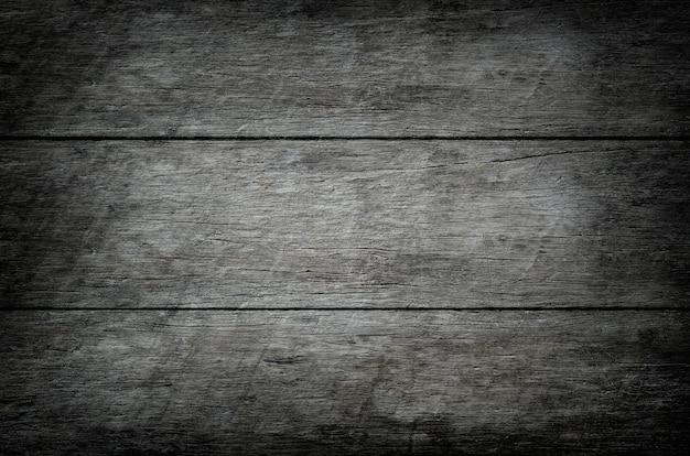 Vieux fond de texture en bois avec le ton de la vignette