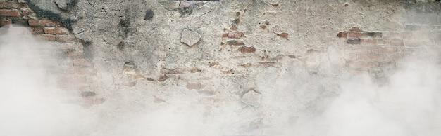 Le vieux fond de texture de mur de brique.