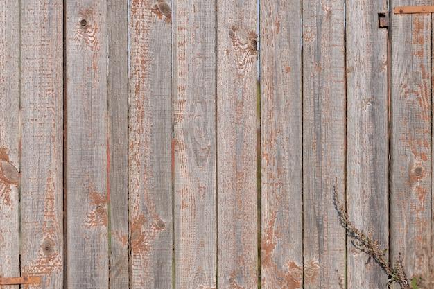 Vieux fond de texture de mur de planche de bois âgé