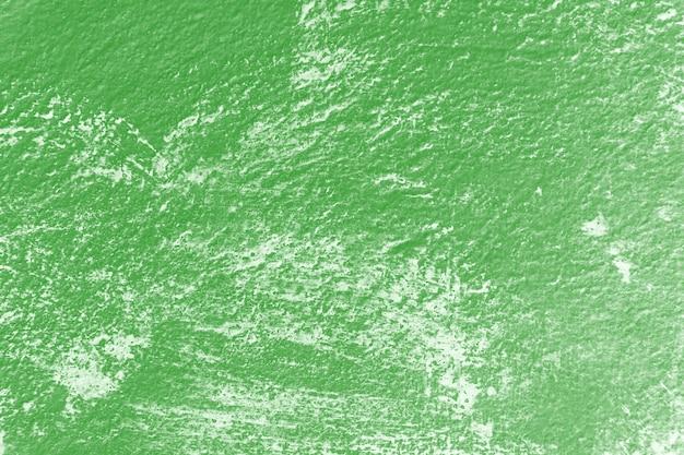 Vieux fond de texture de mur vert vintage avec des rayures.
