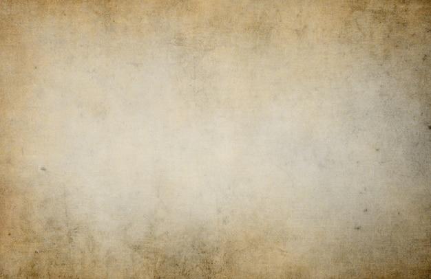 Vieux fond de texture de papier brun pâle, papier kraft horizontal avec un design unique de papier, style de papier naturel doux pour un design créatif esthétique