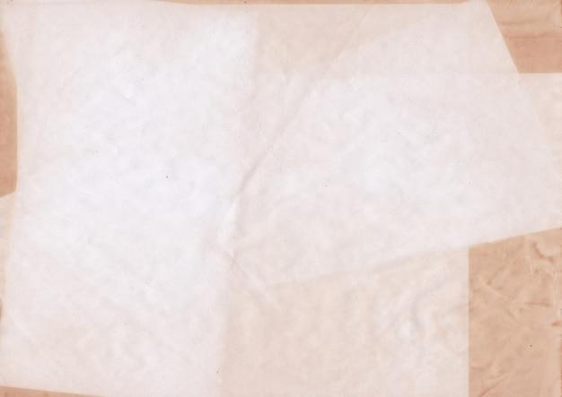 Vieux fond de texture de papier brun