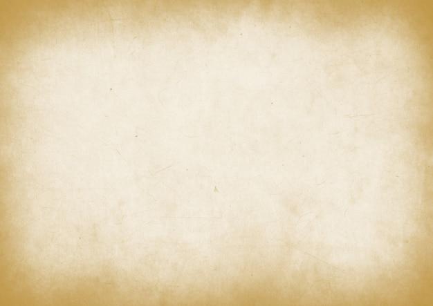 Vieux fond de texture de papier parchemin. papier peint vintage