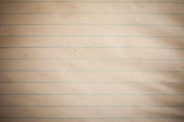 Vieux fond de texture de papier.
