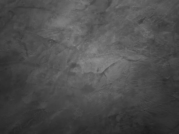 Vieux fond de texture sombre dramatique - béton exposé: flou