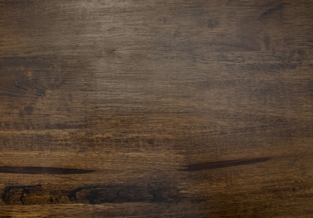 Vieux fond de texture de surface de bois dur rustique brun
