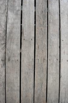 Vieux fond de texture de terrasse en bois