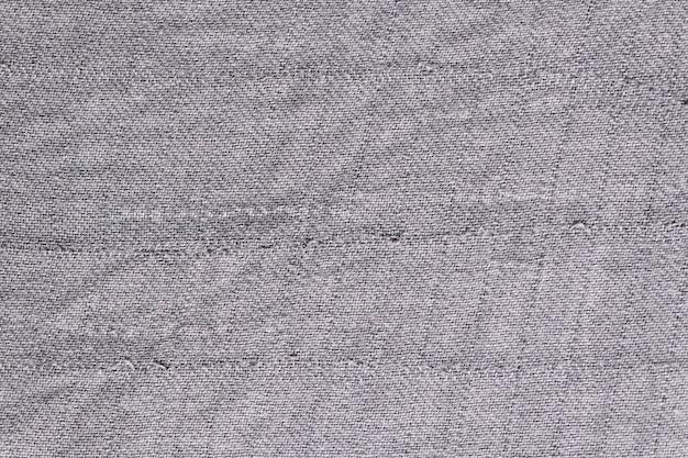 Vieux fond texturé tissu gris