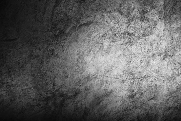 Vieux gris texture ciment gris noir