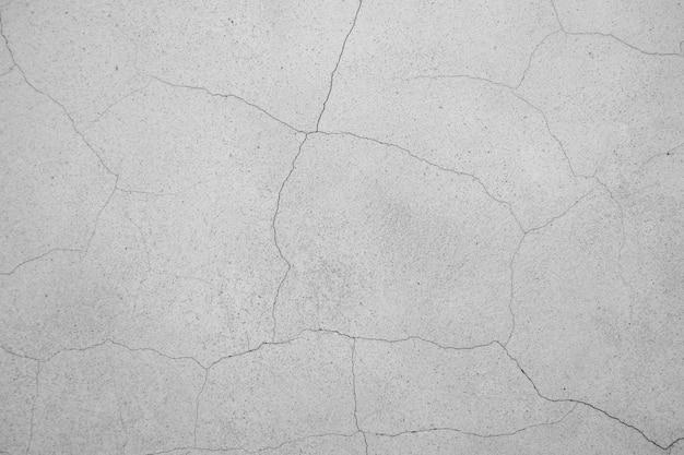 Vieux mur de béton blanc abstrait texture grunge