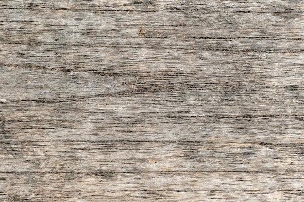 Vieux mur en bois gris, fond et texture, gros plan. planche de bois gris vieilli rustique, vue de dessus