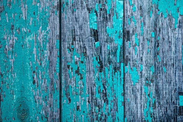 Vieux mur en bois peint - texture ou arrière-plan. vieux fond de texture de clôture.