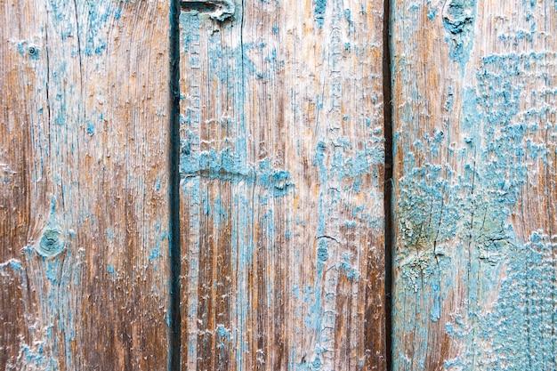 Vieux mur de bois pour un fond et une texture de bois sans soudure.