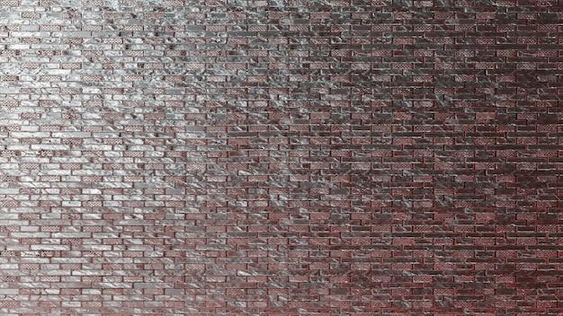 Vieux mur de briques grunge rétro pour la texture d'arrière-plan