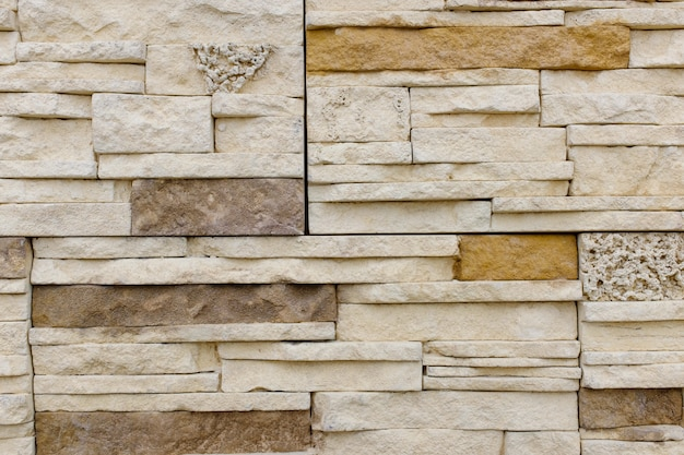 Vieux mur de briques marron texture de mur de brique de modèle ou lumière de mur de brique pour intérieur.