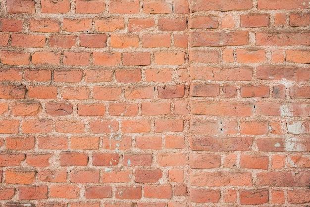 Vieux mur de briques vintage