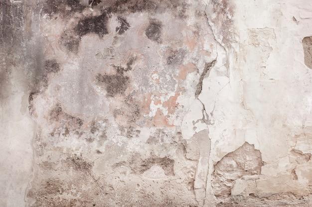 Vieux mur fissuré