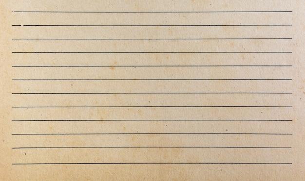Vieux papier texture de vieux livre. fermez le vieux papier vintage.