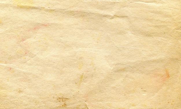 Vieux papier de texture vintage