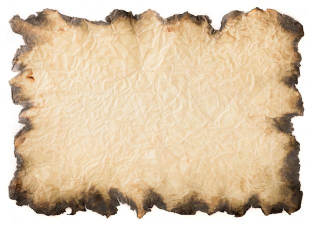 Vieux papier vintage vieilli ou fond de texture