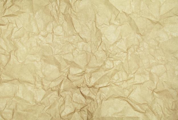 Vieux papiers bruns