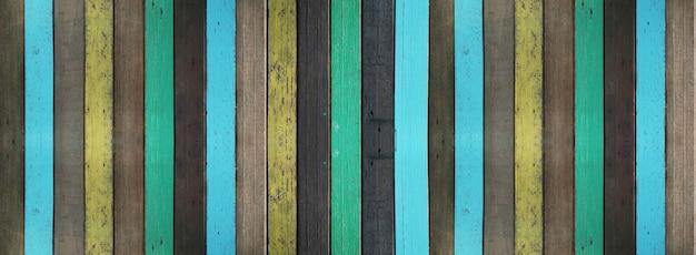 Vieux peint en bois et texture.