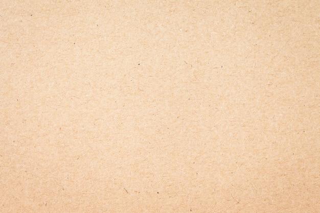 Vieux de la texture de boîte de papier craft brun pour le fond