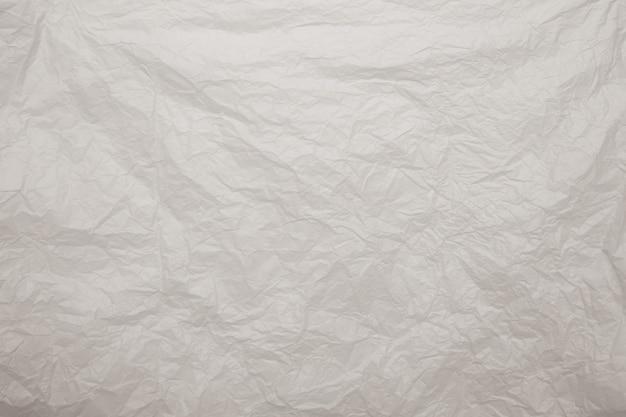 Vieux texture de mur de papier gris froissé