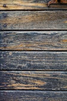 Vieux texture de porte en bois grunge