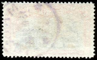 Vieux timbre vierge porté