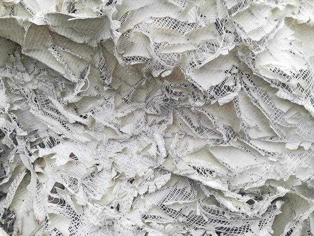 Vieux vinyle fissuré détail texture d'arrière-plan se bouchent